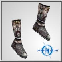 Aerus Plate Boots(Alb) (ID: 1688)