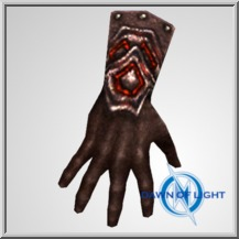 Volcanus Plate Glove(All Realms) (ID: 1708)