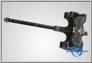 Malice Hammer 1 Handed (ID: 3447)