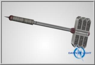 Battler Hammer 2 handed (ID: 3448)