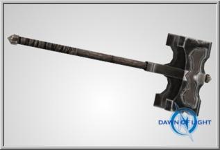 Malice Hammer 2 handed (ID: 3449)