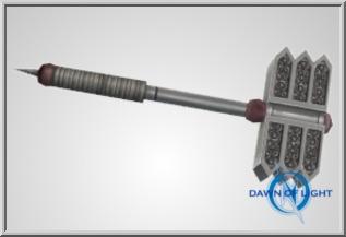 Battler Hammer 1 handed (ID: 3453)