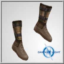 Hard Leather Boots (ID: 40)