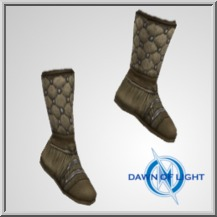 riveted (studded) boots (ID: 54)