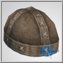 Albion Studded Helm (ID: 824)
