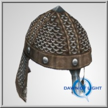 Norse chain helm 2 (ID: 833)