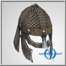 Norse chain helm 3 (ID: 834)