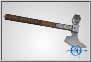 Alb Coffin Axe (ID: 878)
