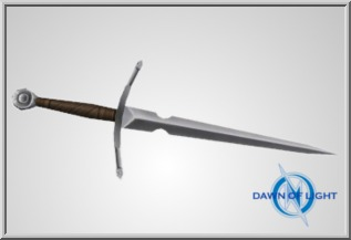 Alb Parrying Dagger (ID: 887)